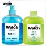 香港代购 威露士健康洗手液组合装(薄荷香型)525ml*2 温和 支持货到付款