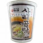 韩国进口泡面 株式会社点心 点心牛肉杯面 支持货到付款