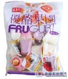 香港代购 台湾盛香珍 优酪果园综合味布丁(袋装11个)350g 支持货到付款