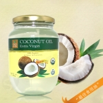 """香港代购 """"好好派"""" 特级有机初榨椰子油 纯天然调味进口食用油 菲律宾原产"""