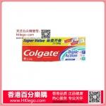 香港代购 Colgate 高露洁 全面防蛀牙膏 2*200G