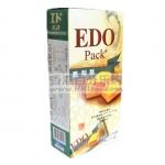香港代购 EDO Pack 菠萝酥 烘烤糕点 154g 台湾地区进口