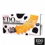 香港代购 EDO pack牛奶饼(韧性饼干)172克(24.6克*7)