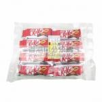 香港代购 KitKat 雀巢奇巧威化饼 16.7G/16packs