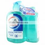 香港代购 威露士(Walch健康洗手液(清新薄荷)送Q版搓手液