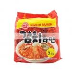 韩国不倒翁泡菜面(泡菜味) 120g