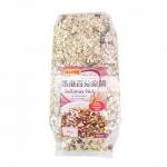 德国进口亨利 HAHNE天然谷物燕麦片+多种坚果干果仁1000g