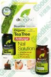 香港代购 dr.Organic Nail Solution 生物活性有机茶树指甲修复剂