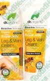 香港代购 dr.Organic 生物活性有机蜂皇浆腿部静脉修护霜 200毫升