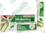 香港代购 DR.Organic 生物活性有机芦荟美白牙膏 100毫升