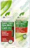 香港代购 dr.Organic Aloe Vera 生物活性有机芦荟 茶树啫喱膏