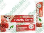 香港代购 dr.Organic 生物活性有机石榴牙膏 100毫升