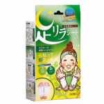香港代购 日本树之惠美人足贴30贴 艾草 祛湿排毒养颜