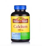 香港代购 美国原装进口nature made 液体钙软胶囊含维生素D钙片110粒中老年孕妇补钙