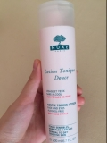 Nuxe欧树 三种玫瑰花瓣柔肤水200ML 保湿爽肤水 补水保湿 玫瑰水