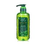 香港代购 日本进口COSME大赏Reveur无硅滋养洗发水护发素控油去屑防脱发 绿色洗发水