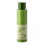 香港代购 Nature Republic Moisture Aloe Vera 80% Emulsion 芦荟舒缓保湿爽肤水