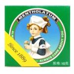 曼秀雷敦 薄荷膏 Mentholatum10g 盒装
