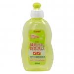 日本原装康贝Combi婴幼儿奶瓶蔬菜清洗液(天然植物性)300ml