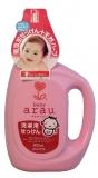 香港代购 日本原装ARAU BABY/亲皙宝贝无添加 婴儿洗衣液 800ML