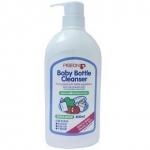 香港代购 日本原装 贝亲 Pigeon 奶瓶洗洁液800ml 植物性除菌