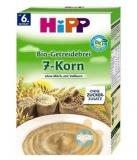 香港代购 德国喜宝HIPP 有机7种谷物 混合米粉/米糊 250g 6个月以上