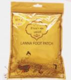 泰国兰纳足贴LANNA FOOT PATCH 1包 祛去湿驱寒改善睡眠痛经