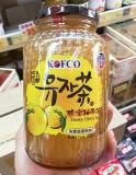 韩国 KOFCO 蜂蜜柚子茶 1000g 含丰富维他命C