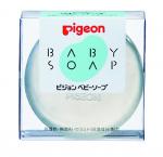 日本Pigeon贝亲新生可用婴儿枧补充装 透明枧 婴儿肥皂